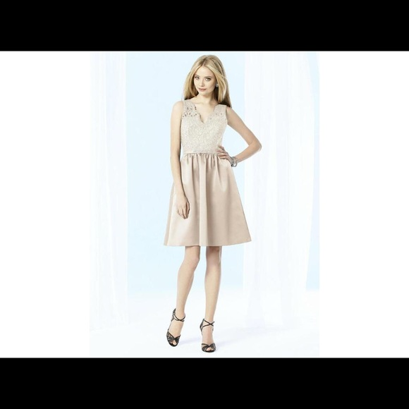 250363e96d DESSY After Six - 6707IV BRODESMAID Dress. NWT. Dessy Collection